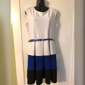 Fit and Flare Dress Size 12